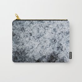 Ice Frost Crystals Carry-All Pouch