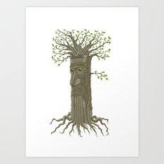 Ent Art Print