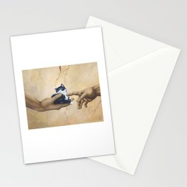 Creation of Adam Cat Stationery Cards