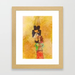 Valentine Illo Framed Art Print