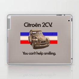 Citroen 2CV Laptop & iPad Skin