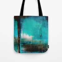 industrial Tote Bags featuring Industrial by Victoria Black