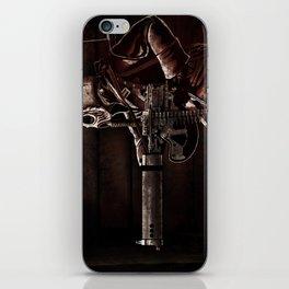 Communication Breakdown (2013) iPhone Skin
