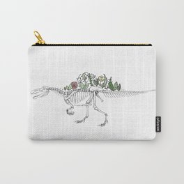 Spino-peony-saurus Carry-All Pouch
