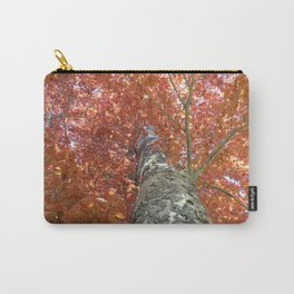 Looking Up Into Trees - 1 Carry-All Pouch