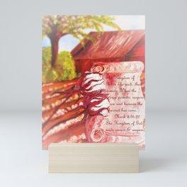 The Kingdom of God Mini Art Print