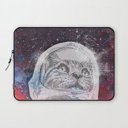Space_Cat Laptop Sleeve