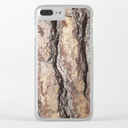 The Layers and Pieces of Our Souls Clear iPhone Case