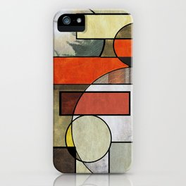 Falling Industrial iPhone Case