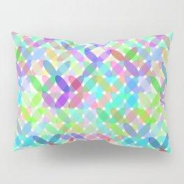 Crossing Colours Pillow Sham