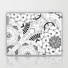 Mandala Series 04 Laptop & iPad Skin