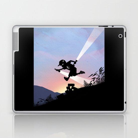 Flash Kid Laptop & iPad Skin