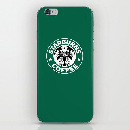 Starburns Coffee iPhone & iPod Skin