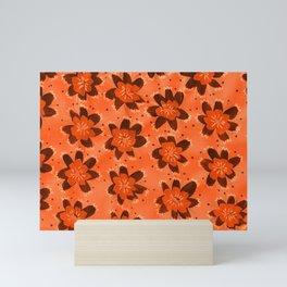 November Hill Rose Mini Art Print
