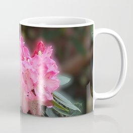 Dreamy Pink Rhododendrons Coffee Mug