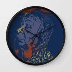 Hitch-Cock! Wall Clock