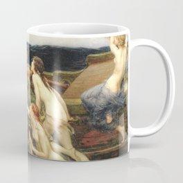 Odyssey By James Herbert Draper Coffee Mug