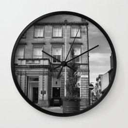 Leith Edinburgh 2 Wall Clock