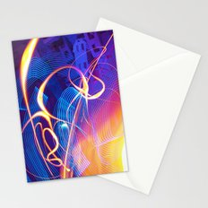 Chaos and Lines - Intro to Lightfight Stationery Cards