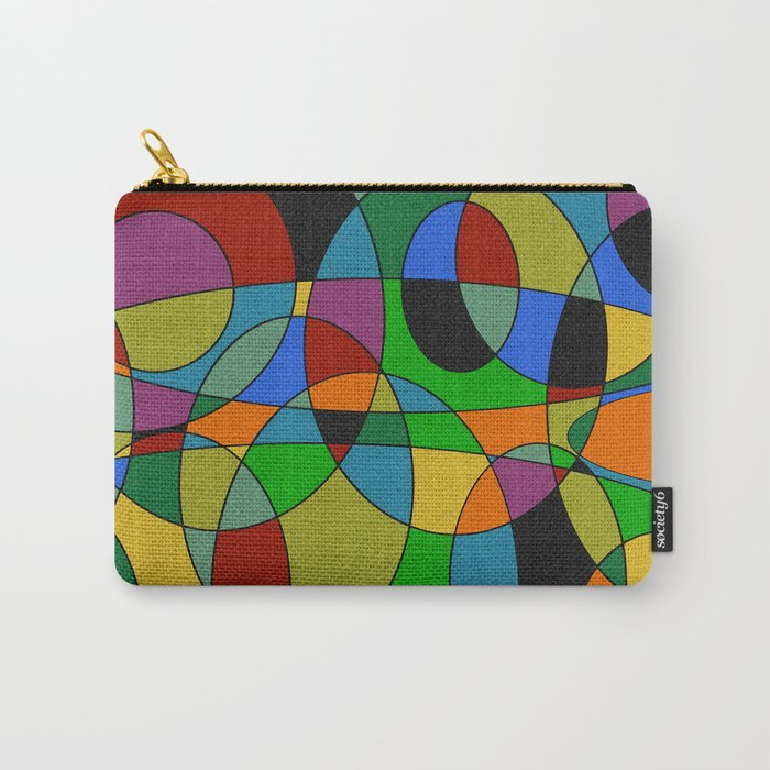 Abstract #94 Carry-All Pouch