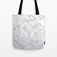 Plan abstract Tote Bag