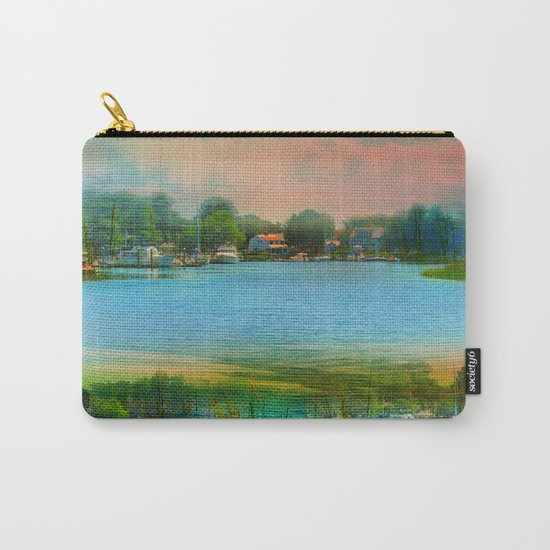 Nature's Magical Sunsets Carry-All Pouch