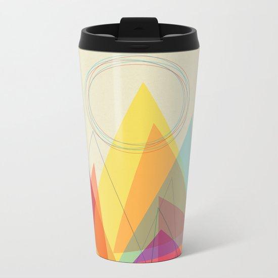 Holy Mountain Metal Travel Mug