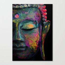 Inner Flame Canvas Print