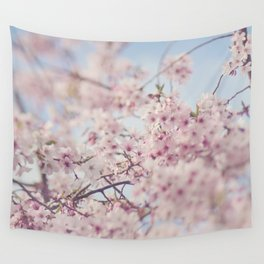 SPRING DAYDREAMING Wall Tapestry
