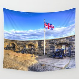 Edinburgh Castle Wall Tapestry
