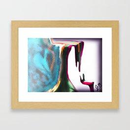 Heart Awakening Framed Art Print