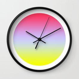 Retro Round Wall Clock