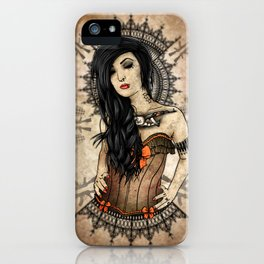 AK (Alaina's Kill) iPhone Case
