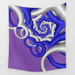 math is beautiful -08- Wall Tapestry