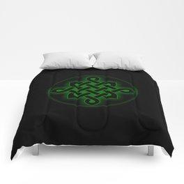 celtic knot symbol Comforters