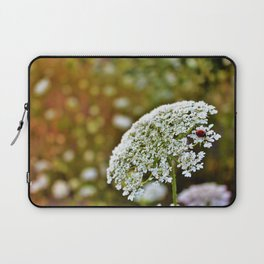 Lady on Lace Laptop Sleeve