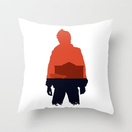 Marty! Throw Pillow