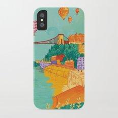 Bristol iPhone X Slim Case