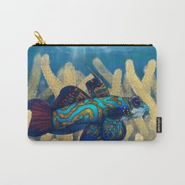Mandarinfish Carry-All Pouch