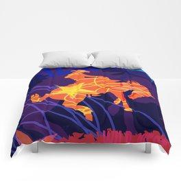 Psycho Cowboy Comforters