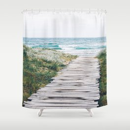 Florida Shower Curtains