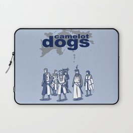 Camelot Dogs Laptop Sleeve