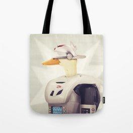 Justice Ducks - The Hero Tote Bag