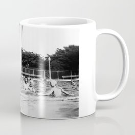 A Day At The Pool Coffee Mug
