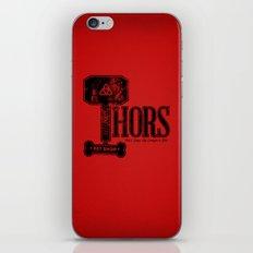Thors Pet Shop iPhone & iPod Skin