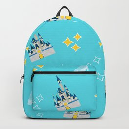 Royal Glass Slippers Backpack