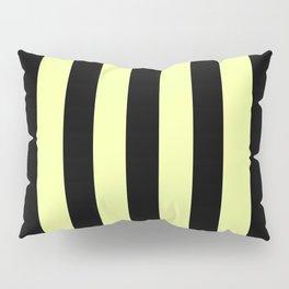 Black and yellow stripes Pillow Sham