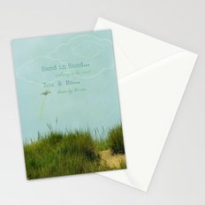 Hand in Hand... Stationery Cards