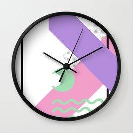 Geometric Calendar - Day 26 Wall Clock
