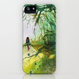 Vacuus iPhone Case